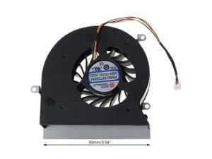 Replacement 4 wire CPU Cooling Fan for MSI GT62 GT62VR 6RD 6RE 7RE  6RD 16L1 16L2  P/N: PABD19735BM-N322 DC 12V 0.65A