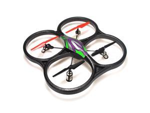 WLToys RC Helicopter V262 Upgraded V2 Cyclone Quadcopter UFO 2.4G RTF without Camera