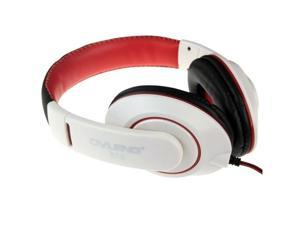 Ovleng X13 3.5mm Foldable Adjustable Headset Headphone MP3 Stereo Over Ear Earphone With Mic