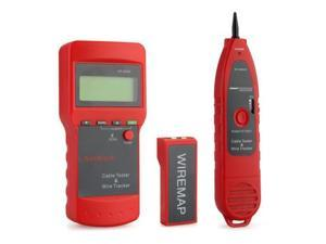 NF-8208 Network LAN Cable Tester Wire Tracker Tracer Length Scanner