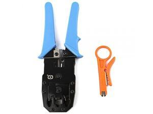 TL315 3-in-1 Modular Crimping Crimper Tool with Cutter for 8P8C Network Cable