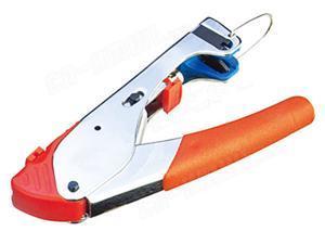 Portable RG59 RG6 F BNC RCA Connector Crimping Tool Compression Crimp Tool