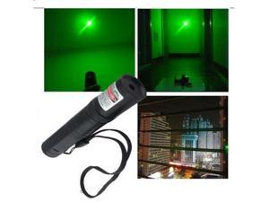 Military 532nm Green Laser Pointer Pen Beam Light High Power +16340 + Charger