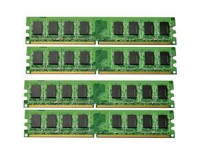4x1GB 4GB Compaq PC2-5300 dc5750 Series DDR2-667 Desktop Memory HP