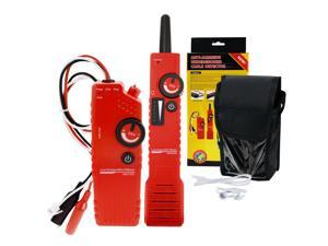 NF-819 Anti-jamming Underground Cable Tracker Detector Tester Low Voltage Wire Locator