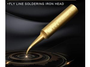 BST-A-900M-T-I/ IS/SK Lead Free Fine Soldering Iron Tips Fly Line Soldering iron head I IS SK Tips   Fly Line Dedicated Pure Copper Precision I IS SK Tips
