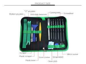 22 In 1 Professional Mobile Phone PC Repair Kit Set Opening Pry tool Screwdriver Set