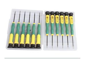 12in1 Vanadium Steel Screwdriver Set Mobile Phone PC Tablet Disassemble Repair Kit Phillips Pentalobe Torx Screw Drivers