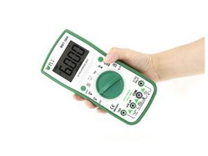 Digital Multimeter NCV Frequency Auto Power off AC DC Voltage Ammeter Current  Resistance Temperature Tester