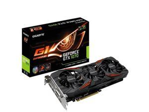 Technology GV-N1070G1 GAMING-8GD REV2.0   Nvidia Geforce Gtx 1070 G1 Gaming 8gb Gddr5 Dvi/hdmi/3 displayports Pci-express Video Card shipping from US