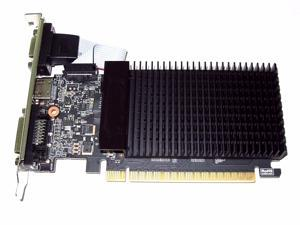 1GB PCIe x16 64-Bit DDR3 Full Height Size Length Video Graphics Card for DELL OPTIPLEX MINITOWER  GX280 GX620 320 330 360 380 390 580 740 745