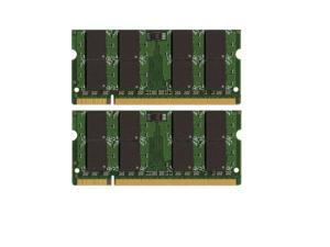8GB (2x4GB) DDR2-800 SODIMM Memory PC2-6400 200 pin for Dell Latitude D630 D630C