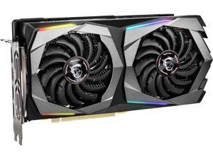 MSI GeForce RTX 2060 SUPER DirectX 12 RTX 2060 SUPER GAMING X 8GB 256-Bit GDDR6 PCI Express 3.0 x16 HDCP Ready Video Card