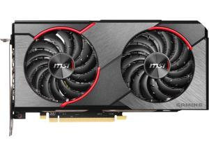MSI Radeon RX 5500 XT DirectX 12 RX 5500 XT GAMING X 8G 8GB 128-Bit GDDR6 PCI Express 4.0 HDCP Ready Video Card