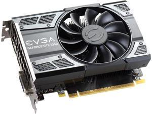 EVGA GeForce GTX 1050 Ti SC GAMING 4GB GDDR5 DX12 OSD Support (PXOC) 04G-P4-6253-KR Video Graphics Card