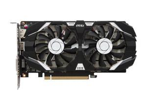 MSI GeForce GTX 1050 Ti 4GB DirectX 12 GTX 1050 Ti 4GT OC 128-Bit GDDR5 PCI Express 3.0 x16 HDCP Ready ATX Video Graphics Card
