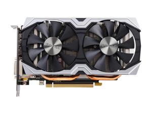 ZOTAC GeForce GTX 1060 AMP Edition, ZT-P10600B-10M, 6GB GDDR5 PCI Express 3.0 Dual-link DVI, Display Port, HDMI IceStorm Cooling, Metal Wraparound Carbon ExoArmor exterior Graphics Card