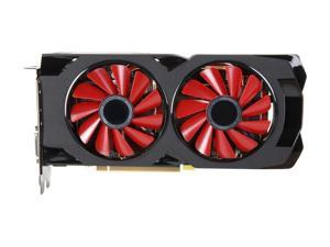 XFX Radeon RX 570 8GB DirectX 12 RX-570P8DFD6 256-Bit DDR5 PCI Express 3.0 CrossFireX Support Video Graphics Card