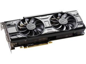 EVGA GeForce GTX 1070 Ti SC GAMING 8GB 08G-P4-5671-KR GDDR5 ACX 3.0 & Black Edition Video Graphics Card