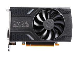 EVGA GeForce GTX 1060 GAMING 3GB, ACX 2.0 (Single Fan), 03G-P4-6160-KR, GDDR5, DX12 OSD Support (PXOC), Only 6.8 Inches Video Graphics Card