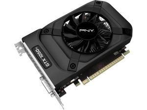 PNY GeForce GTX 1050 Ti DirectX 12 VCGGTX1050T4PB 4GB 128-Bit GDDR5 PCI Express 3.0 x16 HDCP Ready Video Card