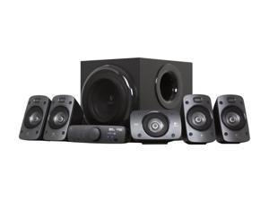 Logitech Z906 5.1 Surround Sound Speaker System - THX, Dolby Digital and DTS Digital Certified