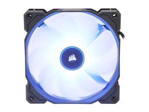 Corsair AF Series AF120 LED (2018) CO-9050084-WW 120mm Blue LED Case Fan, 3-Pack.