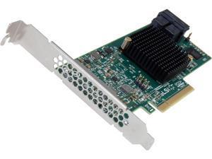 LSI 9300-8i PCI-Express 3.0 SATA / SAS 8-Port SAS3 12Gb/s HBA - Single--Avago Technologies