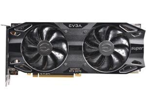 EVGA GeForce RTX 2070 SUPER BLACK GAMING, 08G-P4-3071-KR, 8GB GDDR6