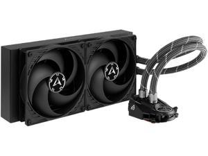ARCTIC COOLING Liquid Freezer II - 280 ACFRE00066A Multi Compatible All-In-One CPU Water Cooler