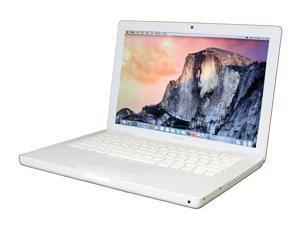 """Apple MB881LL/A 13"""" MacBook - C2D 2.0GHz, 2GB RAM, 120GB HDD, OS X v10.10 Yosemite"""