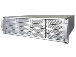 Accusys - A16T3-Share Thunderbolt 3 RAID Shared Storage, 16 Bay Rackmount, For Multiple Users, Film and Video Studio, SAN without Fiber Channel, For Mac and Windows, Optimized with Post Production APP