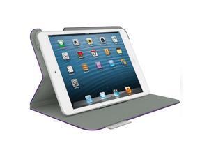 Logitech Protective Folio Case for Ipad Mini - Matte Purple