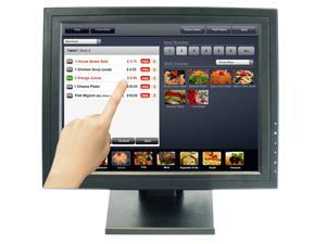 Angel POS Touch Screen 15-Inch POS TFT LCD TouchScreen Monitor