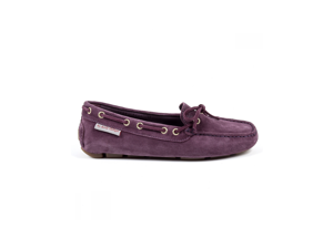 2994fd5ff17 Andrew Charles Womens Loafer Purple CAMILLA - Andrew Charles Womens Loafer  Purple ...
