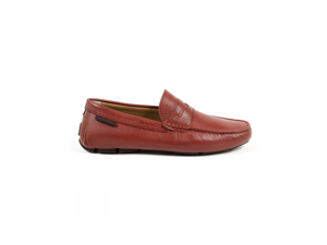 7beb70531c2 Andrew Charles Mens Loafer Dark Red JACKSON - Andrew Charles Mens Loafer  Dark ...