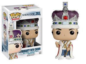 Sherlock POP Moriarty With Crown Vinyl Figure