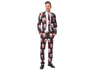 Skulls & Blood SuitMeister Men's Costume Suit: Large