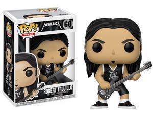 Metallica Robert Trujillo POP! Vinyl Figure, by Funko