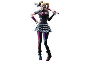 Batman Arkham Knight Harley Quinn Play Arts Kai Action Figure