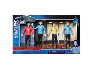 Action Figures - Star Trek - Transporter Room Bendable New st-5110