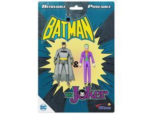 """Action Figures Michael Keaton Batman 6/"""" Bendable New dc-3989 Batman"""