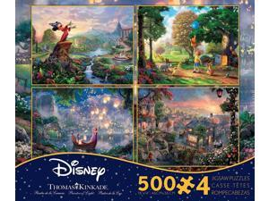 Puzzle - Disney - 4-in-1 Multi-Pack Collection #2 3666-1