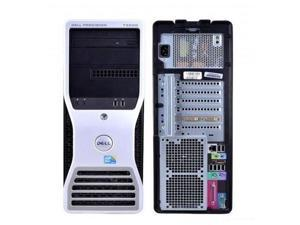 Dell T3500 Workstation Intel Xeon W3520 (2.66GHz) 4GB Memory 250GB Hard Drive NVS295 Graphics Card Windows 7 Pro 64Bit Installed