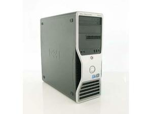 Dell T5500 Workstation Intel Xeon E5620 (2.40GHz) 8GB Memory 250GB Hard Drive NVIDIA Quadro NVS295 Graphics Card Windows 7 Pro 64Bit Installed
