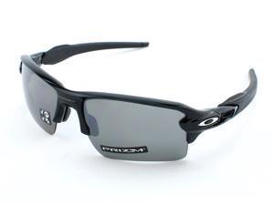 Oakley Flak 2.0 XL OO9188-7259 Sunglasses - Polished Black/Prizm Black Polarized