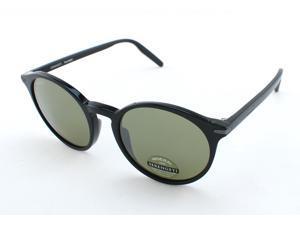 Serengeti Leonora 8954 Sunglasses - Shiny Black/Mineral Polarized 555nm