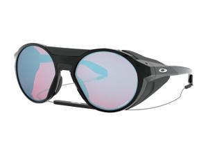 Oakley Clifden OO9440-0256 Sunglasses - Polished Black/Prizm Sapphire