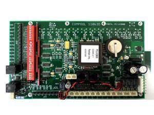 Pentair Compool PCLX3800 Circuit Board PCB LX3800 Version 2.7 Replace 3600 3400