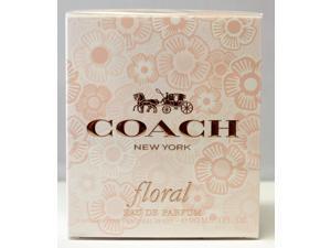 Coach New York Floral 3.0 Oz / 90 Ml Eau De Parfum Spray For Women